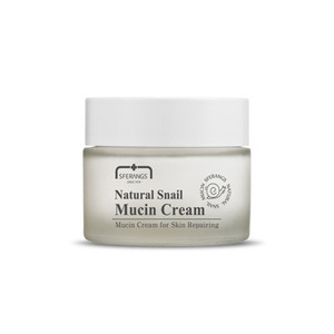 Natural Snail Mucin Cream 200ml